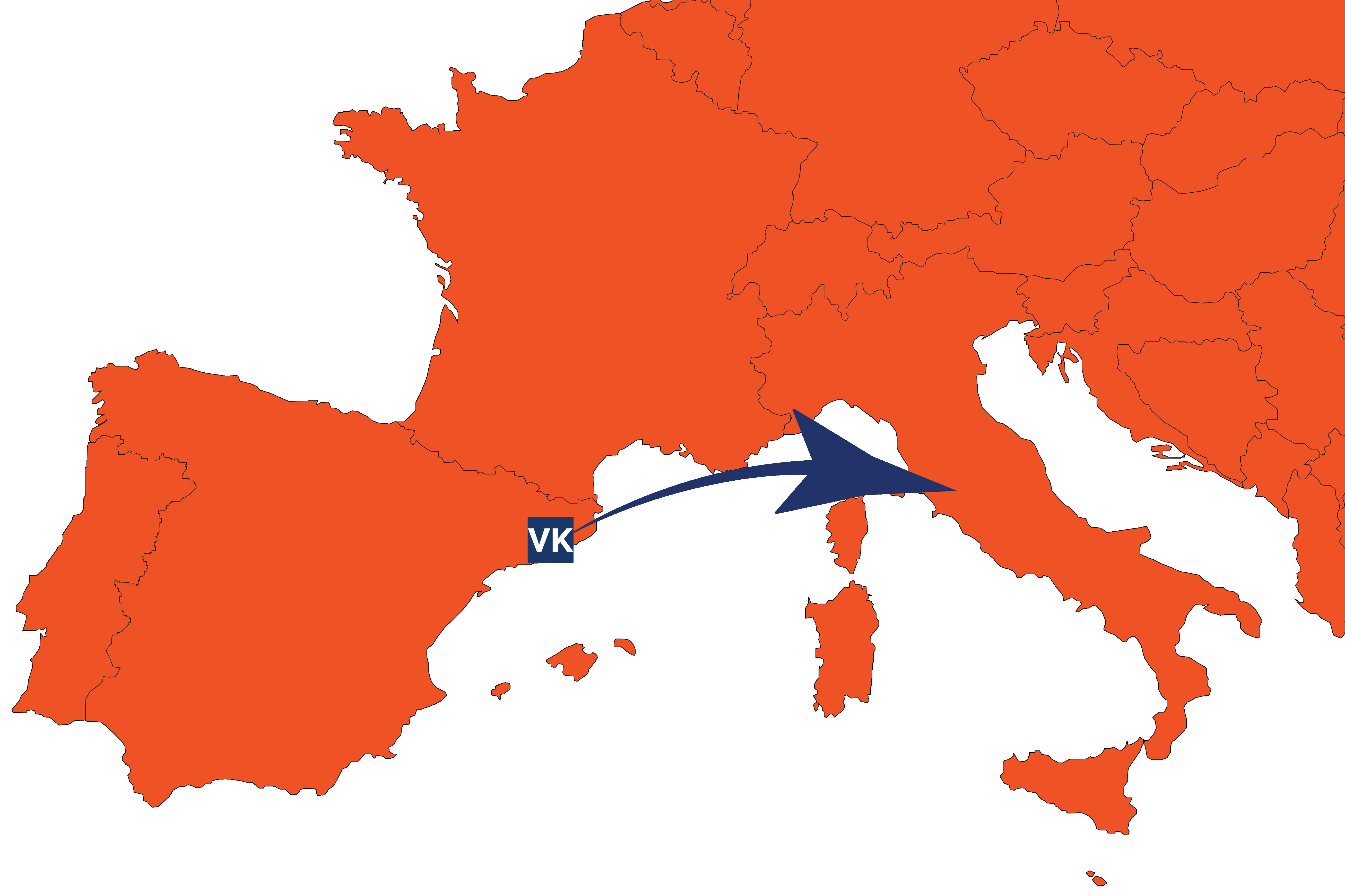 VAK KIMSA in EUROPE